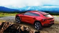 Here's what I would like..when you can fit it down the chimney, of course  Lamborghini Urus