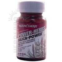 Zand Silica-Powder Capsules, 60 Count * Read more at the image link.
