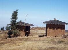 Casitas de Calipuy, en Santiago de Chuco, La Libertad