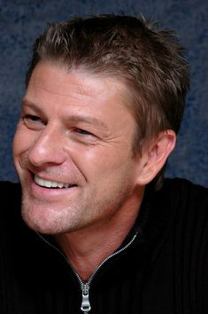 Sean Bean.  Always a bridesmaid, never a bride.