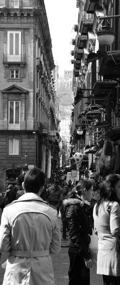 Spaccanapoli - #Napoli
