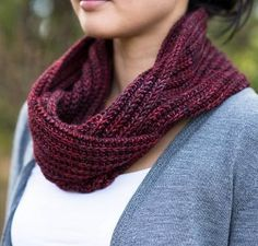 Black Cherry Cowl