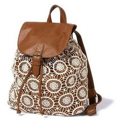Claire's Backpack | backpacks claire s backpacks crochet backpack claire s $ 28 claires ...