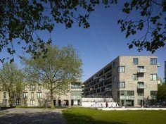 Osdorp Mixed-use Centre and Housing -Mecanoo