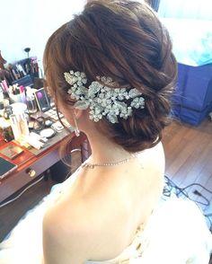 いいね!129件、コメント1件 ― yuuki_gotou〜hair&makeup〜さん(@yuukigotou)のInstagramアカウント: 「今日のwedding 久々の#ヴィラデマリアージュ軽井澤 です✨✨ ※ ※…」