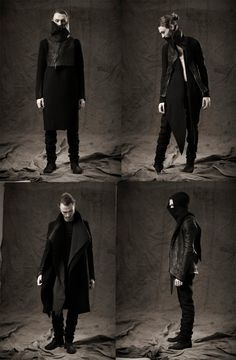OBSCUR Autumn/Winter 2011 Collection