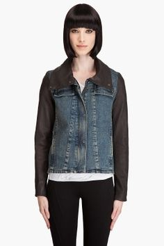 Helmut Lang Dirty Vintage Jacket for women - StyleSays