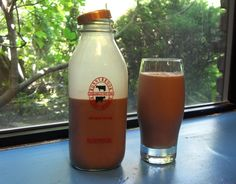 News: Low-Fat Chocolate Milk May Be The Optimal Post-Workout Drink  Yum! :)
