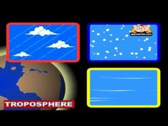 Learn About Planet Earth - Earth's Atmosphere (video approx. Science Classroom, Teaching Science, Science For Kids, Earth Science, Science Activities, Fourth Grade Science, Remote Sensing, Student Drawing, Educational Videos