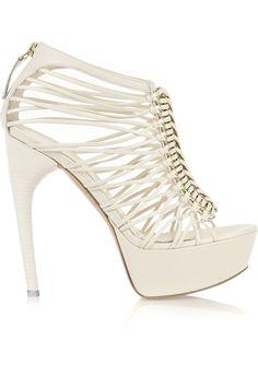 Alexander McQueen summer sandals :)