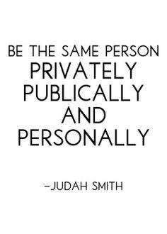 - Judah Smith