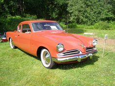 1953 Studebaker Commander coupe Maintenance/restoration of old/vintage vehicles: the material for new cogs/casters/gears/pads could be cast polyamide which I (Cast polyamide) can produce. My contact: tatjana.alic@windowslive.com