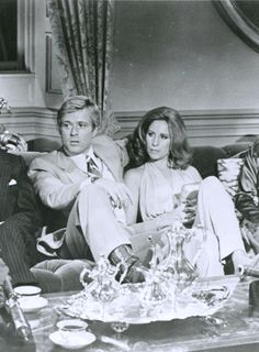 The Way We Were ❤  (My all-time favorite movie -- with Robert Redford and Barbra Streisand)