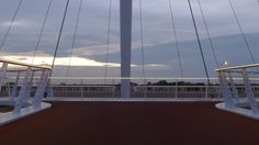 Hovenring cycle & footbridge in Eindhoven the Netherlands, Design by ipv Delft.