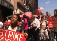 Fast-food workers urged to stage nationwide strike - CBS News. They can strike, I am sure that Muchell will do the dance of joy if fast/fat food places go out of business.