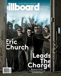Eric Church Source: billboard magazine