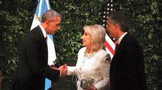 Luego de un día agitado, el presidente de EE.UU. y su homólogo argentino participaron de un evento con cerca de 500 invitados; enteráte quiénes fueron y por qué faltó Tinelli