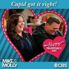 Valentine's Day Cards From Your Favorite TV Stars Valentine Day Cards, Happy Valentines Day, Cupid, Valentine Ecards
