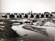 Puente de Toledo, década de 1920. Museo de Historia (Madrid)