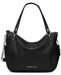 MICHAEL Michael Kors Chandler Large Shoulder Tote - All Handbags - Handbags & Accessories - Macy's