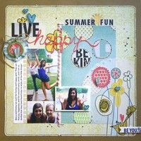 A Project by sarahmullanix from our Scrapbooking Gallery originally submitted 01/23/12 at 01:59 PM