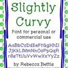 Free font for personal, classroom, or commercial use