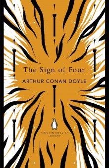 Book Cover: The Sign of Four: Penguin English Library