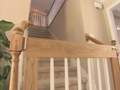 How to Build a Customized Baby Gate : How-To : DIY Network