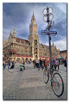 Kaufinger Str. Munich Germany
