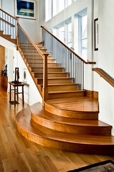 Stairs On Pinterest Stairs Spiral Staircases And