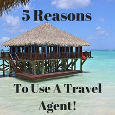 Still booking your vacation or hotel online? Why! Here are our top 5 reasons to use a travel agent (like us!) http://www.thetriptrotter.com/blog/travel-tips/top5reasonstouseatravelagent