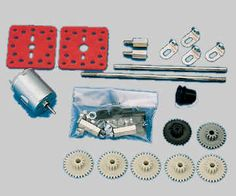 Engranajes, motores y ruedas dentadas Kit793 25,57 €