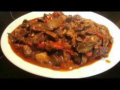 ASADURILLA DE CORDERO EN SALSA. - YouTube Carne, Beef, Cooking, Youtube, 3, Food, Gastronomia, Chicken Wings, Dessert Food