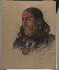 Crow Shoe-Piegan, Edmond Morris