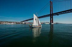 Bom dia Lisboa Rio Tejo Fotografia: Américo Simas #lisboa