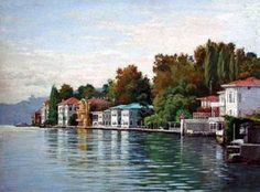 Ahmet Yakupoğlu - Hobbies paining body for kids and adult Modern Art, Contemporary Art, Sans Art, Decoupage, Istanbul Hotels, Pour Painting, Pictures To Paint, Illustrations Posters, Landscape Paintings