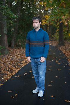 knit pullover for men