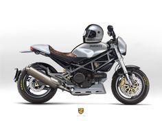 Ducati Monster 620 i.e. custom