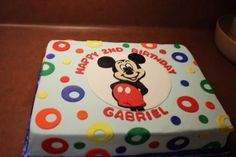 mickey mouse sheet cake the world s catalog of ideas 5887