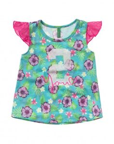 Camisetas y tops de niña | Benetton