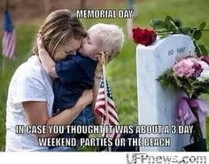 true meaning of memorial day slaves