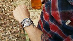 Stay classy! The Entrepreneur series.  Zero Dark Thirty watches