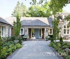 Photo Gallery: Front Yards With Curb Appeal | House & Home