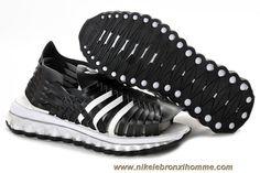 Adidas X Jeremy Scott MEGA Softcell Sandal Noir