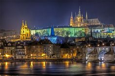 (We very much apologize for the previous photo here, which was of Prague, not Krakow.) Krakow's citizens to be trained to measure expo. Cool Places To Visit, Places To Travel, Chateau Moyen Age, Weekend In Prague, Chateau Medieval, Prague Czech Republic, Prague Castle, Prague City, Famous Castles