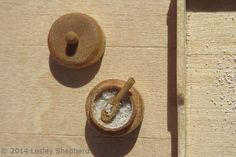 Use Files to Make Miniature Round Boxes with Lids: Make Round Wooden Boxes with Fitted Lids