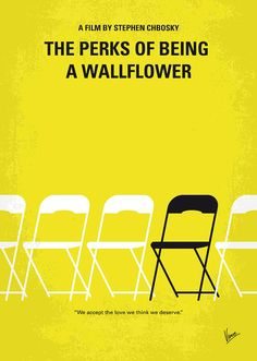 The Perks of Being a Wallflower (2012) ~ Minimal Movie Poster by Chungkong…