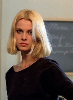 "Nastjassa Kinski in ""Paris Texas"" #SALSIT #fashionfilm"