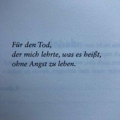 Brecht gedicht trauer