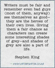 Find out more about Stephen King here ~~~ Writers Write offers the best writing courses in South Africa. Writers Write - Write to communicate Book Writing Tips, Writing Quotes, Writing Resources, Writing Help, Writing Prompts, Writing Corner, Start Writing, Book Quotes Love, Author Quotes